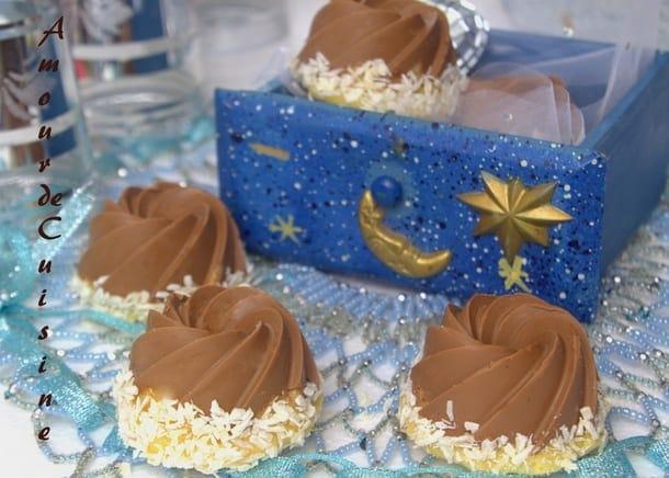 Sabl s ettaj sabl s la couronne au chocolat amour de cuisine for Comment enlever du silicone sec