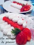 sorbet de fraises et citron 3