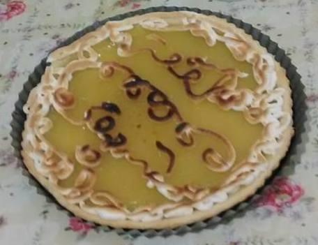 tarte au citron mariem