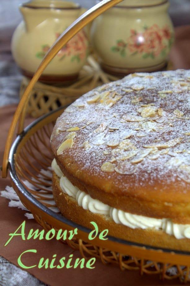 Tarte tropezienne amour de cuisine for 1 amour de cuisine chez soulef