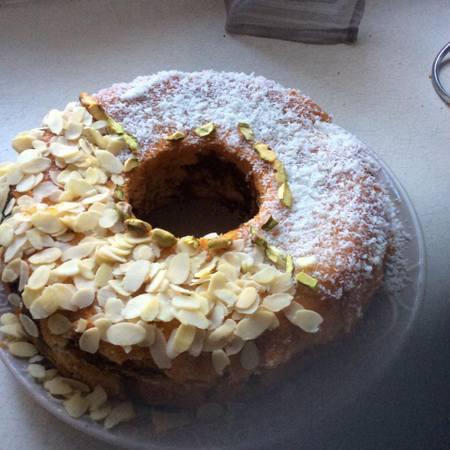 cake marbré Hamdi