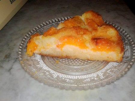 clafoutis aux abricots sali