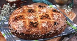 pain de farine à l'huile
