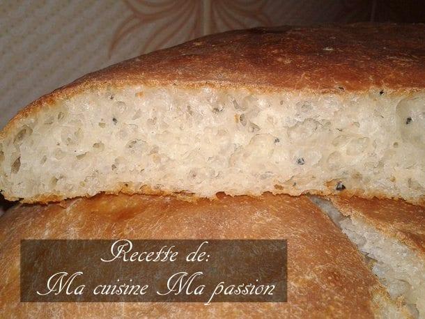pain de farine a l'huile 2