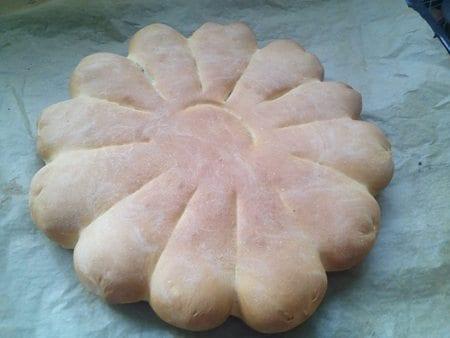 pain maison chez Saci