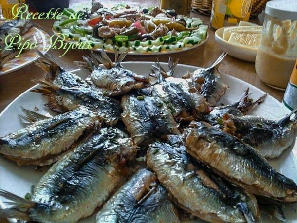 Sardines a la farce et l 39 huile d 39 olive au four amour de cuisine - Sardines au four sans odeur ...