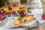 tarte amandine aux cerises 3
