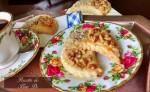 Hlilates fondantes, croissants sablés