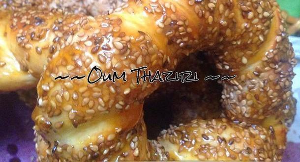 Pain simit turc amour de cuisine for Amour de cuisine 2015