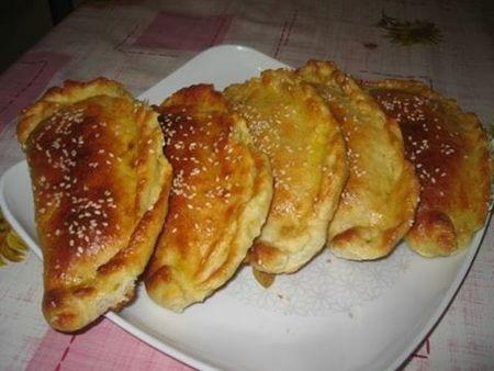 pate de pain farci a la viande chez arwa