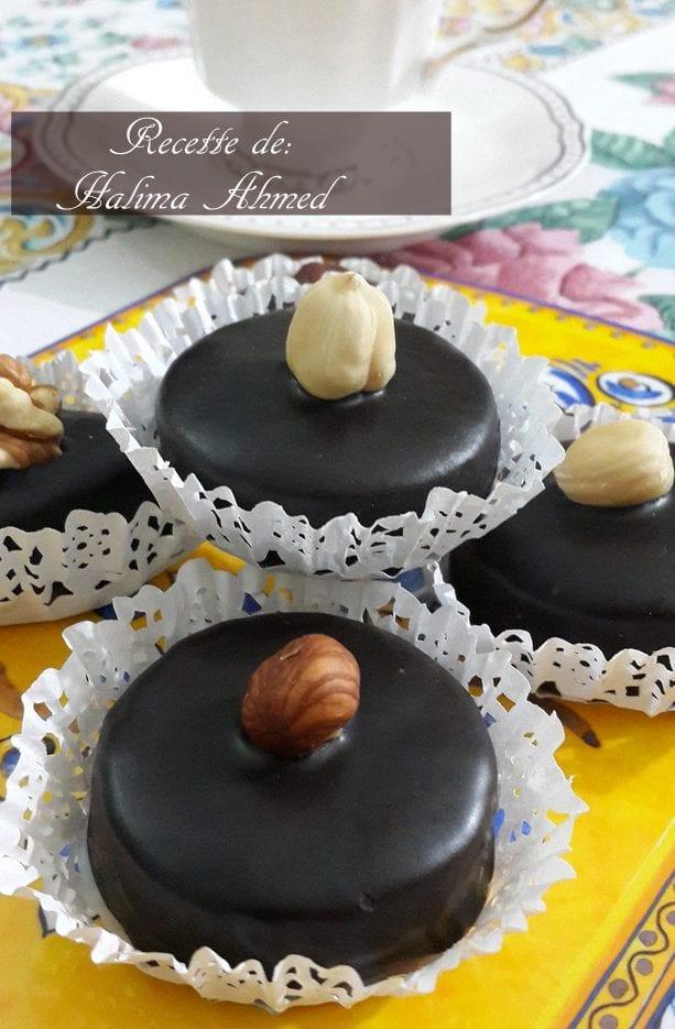 sablés cacahuetes chocolat 1