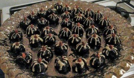 truffes aux dattes Ishak