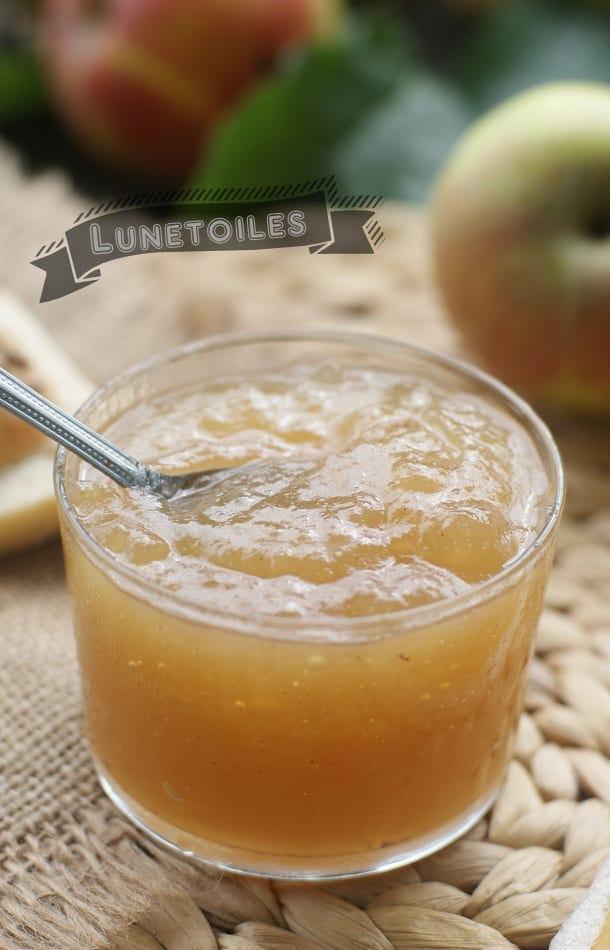marmelade de pommes 1