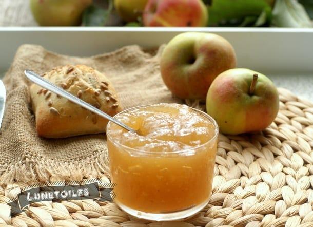 marmelade de pommes 2