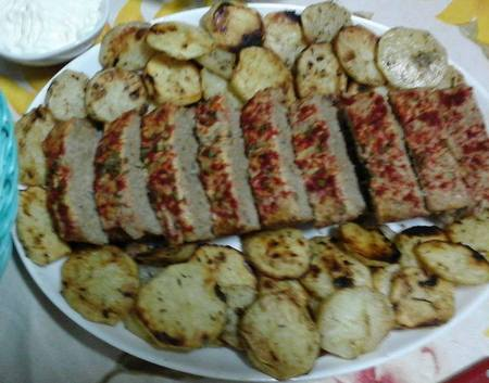 pain de viande, pipo