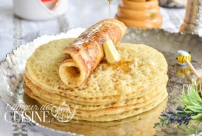 Baghrir express, crêpes à milles trous inratables