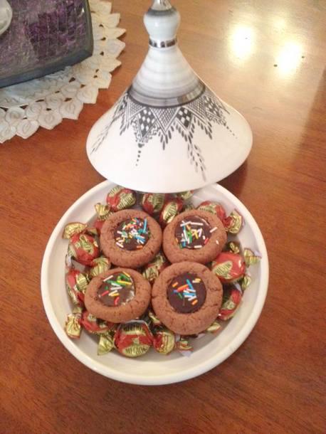 biscuit nid chez Mima Bellissima
