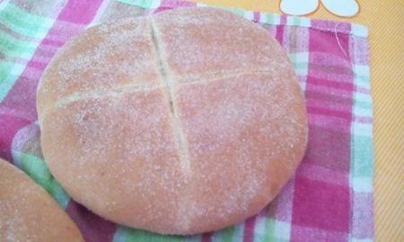 pain de semoule amina