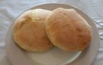 pain de semoule de Rawane