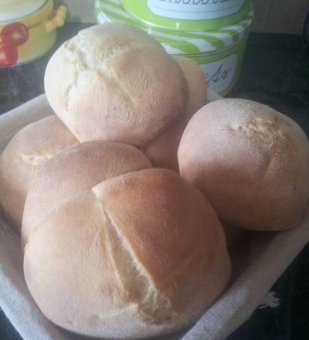 pain de semoule ghizelene Ghiz