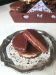 sablés au chocolat samia