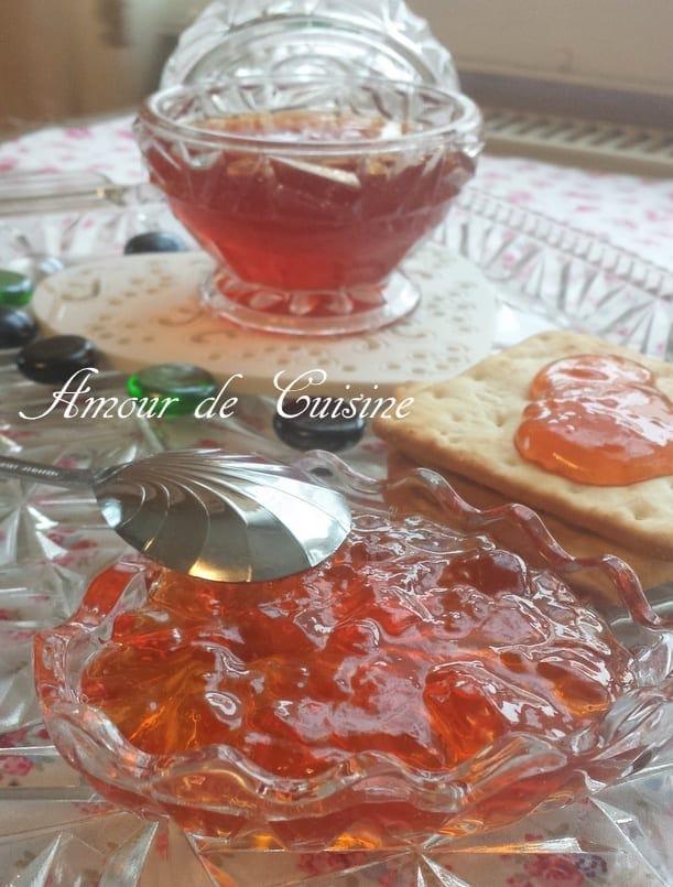 recette de gelée de coings