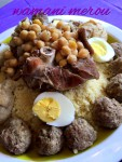 mhawer couscous constantinois