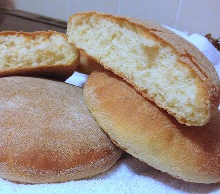 pain de semoule chez Naima Z