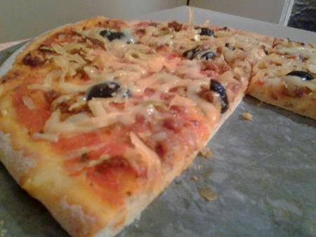 pate a pizza el woroud