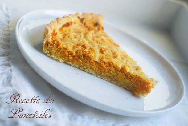 tarte aux carottes 1