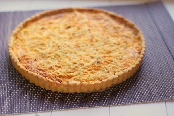 tarte aux carottes 2
