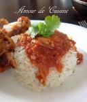 riz au poulet express