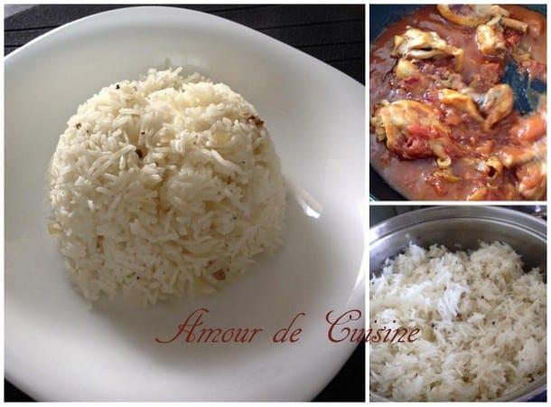 riz express au poulet