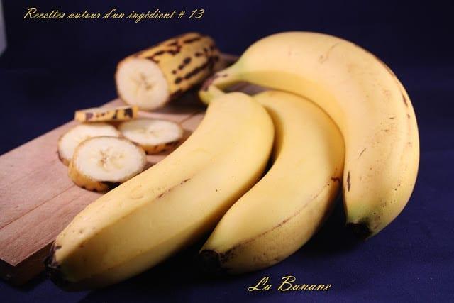 Défi banane
