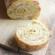 Roulé pomme de terre fromage ail et fines herbes