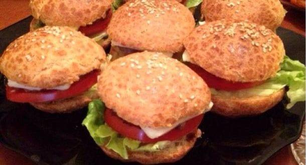 Les choux burgers
