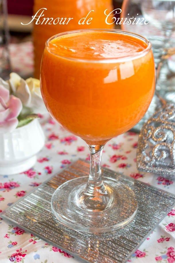 jus d 39 oranges et carottes fait maison amour de cuisine. Black Bedroom Furniture Sets. Home Design Ideas