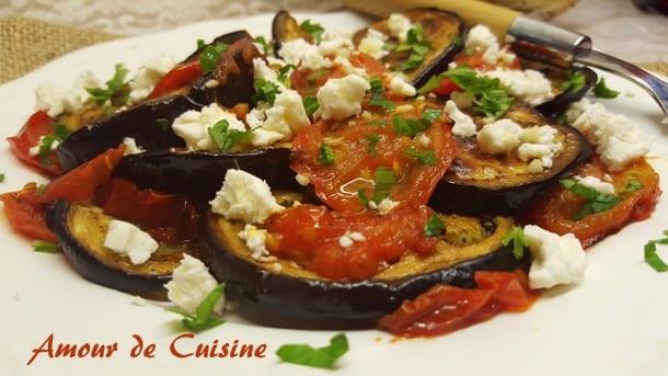 salade d'aubergines a la feta 2