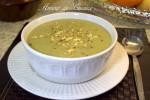 velouté ou soupe aux choux de bruxelles