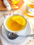 boisson detox au citron et gingembre