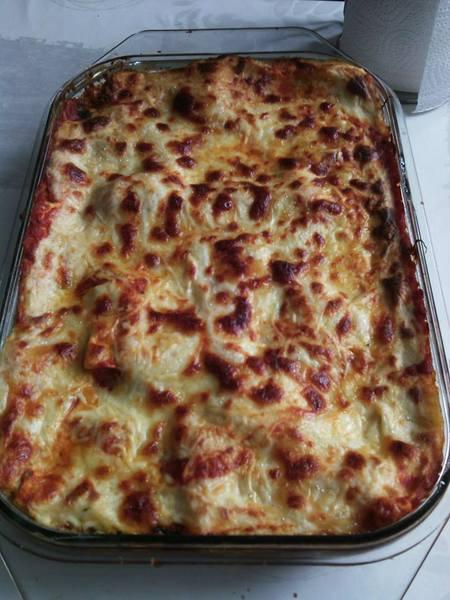lasagne a la bolognaise samia