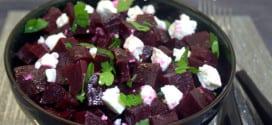 salade de betterave a la feta