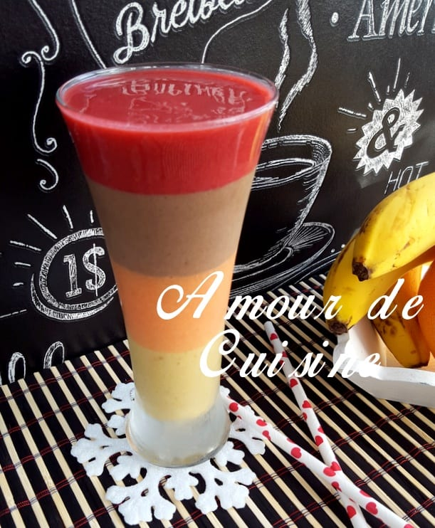 smoothie multicolore et multi saveurs 1