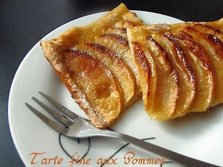tarte fine