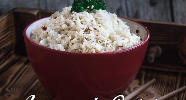 comment réussir la cuisson du riz