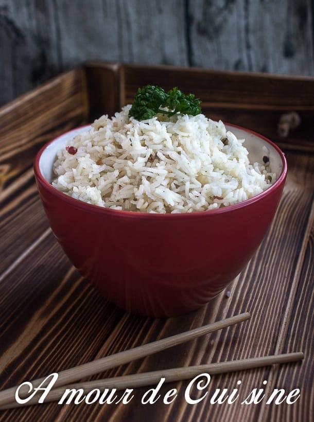 Comment reussir la cuisson du riz