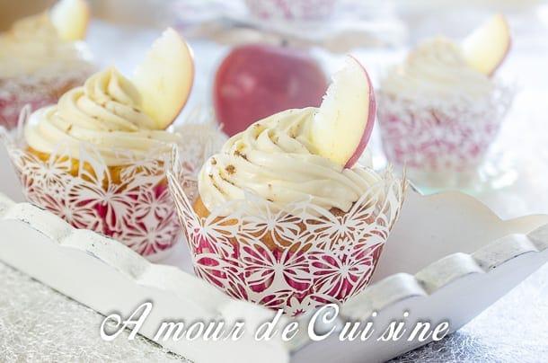 cupcakes aux pommes et mascarpone 6