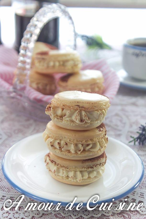 macarons tiramisu_