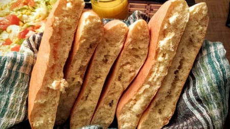 pain de semoule de fleur dz-001