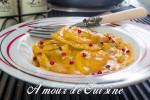 raviolis au saumon et sauce rosée 2